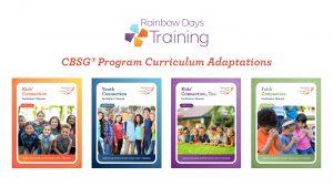 CBSG Curriculum Adaptations